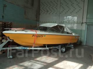 Yamaha. Год: 1995 год, длина 5,00м., двигатель подвесной, 90,00л.с., бензин