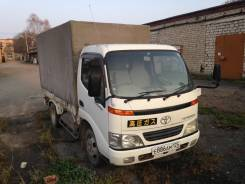 Toyota Toyoace. 2001, 2 700 куб. см., 2 000 кг.