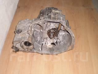 Механическая коробка переключения передач. Nissan Primera, P12