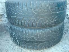 Hankook Winter i*Pike RS W419. Зимние, шипованные, износ: 30%, 2 шт