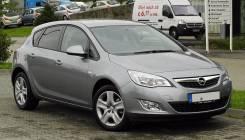 Opel Astra. J 2012г. 1.6 серый