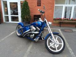 Harley-Davidson. 1 584 куб. см., птс, с пробегом