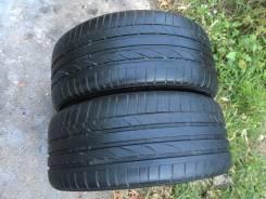 Bridgestone Potenza RE050. Летние, 2014 год, износ: 10%, 2 шт