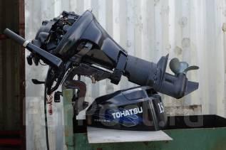Tohatsu. 15,00л.с., 4х тактный, бензин, нога L (508 мм), Год: 2006 год