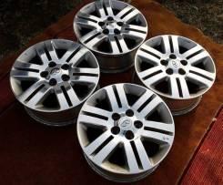 Nissan. 6.5x16, 5x114.30, ET45, ЦО 66,0мм.