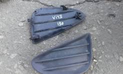 Заглушки бампера (птф) Toyota Vitz 130