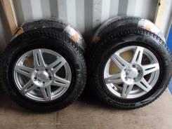 Bridgestone. 5.0x15, 5x114.30, ET43, ЦО 74,0мм.