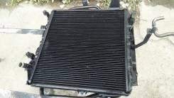 Радиатор охлаждения двигателя. Toyota Hiace, KZH100G, KZH106G, KZH106W, KZH110G, KZH116G, KZH120G, KZH126G, KZH132V, KZH138V Двигатель 1KZTE