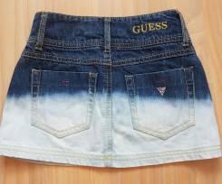 Юбки джинсовые. Рост: 110-116, 116-122, 122-128, 128-134, 134-140 см