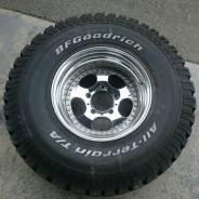 35х12,5R16,5 BF Goodrich T/A 95% ковка RIDE 5х150 9,75j -20мм б/п. 9.75x16.5 5x150.00 ET-20