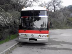 Ssangyong. Автобус SangYong (Mercedes-Benz), 10 900 куб. см., 48 мест