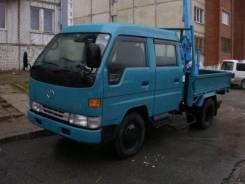 Toyota Dyna. Toyota DYNA, 4 100 куб. см., 2 000 кг.