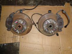Суппорт тормозной. Daewoo Matiz Двигатель F8CV