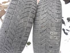 Bridgestone WT17. Зимние, 2014 год, износ: 20%, 2 шт