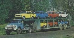 Автовозы.