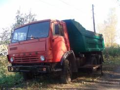 Камаз 55111. Камаз-55111, 10 850 куб. см., 1 200 кг.