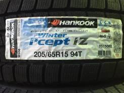 Hankook Winter i*cept IZ W606. Зимние, без шипов, 2015 год, без износа, 4 шт