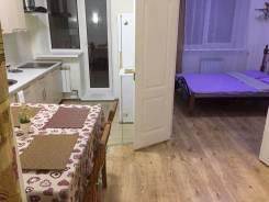 2-комнатная, улица Отлогая 10. Первая речка, 54кв.м. Кухня