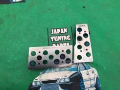 Накладка на педаль. Toyota Cresta, JZX90, JZX100 Toyota Mark II, JZX100, JZX90 Toyota Chaser, JZX100, JZX90