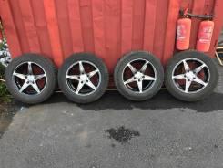 Комплект зимних колес. 7.5x15 5x114.30
