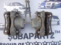 Суппорт тормозной. Nissan Stagea, WHC34, WGC34 Nissan Silvia, S13, S14, S15 Nissan Laurel, GC35, HC35, SC35 Двигатели: RB25DE, RB20DE, SR20DE, RD28