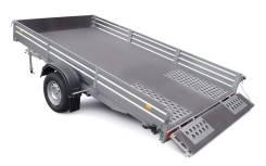 Мзса. Прицеп для перевозки 2-х снегоходов, квадроциклов и др МЗСА 817718.012, 1 100кг.