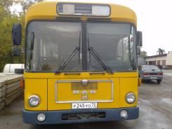 MAN. Автобус , 12 000 куб. см., 38 мест