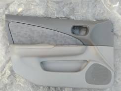 Обшивка двери. Nissan Sunny, FB15 Двигатель QG15DE