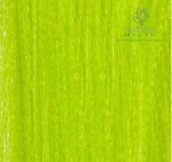 Материал для изготовления бород Higashi Nylon Fiber Yellow chartreuse UV