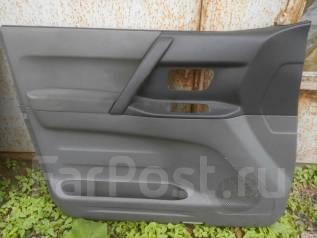 Обшивка двери. Mitsubishi Pajero, V63W, V73W, V60, V65W, V75W, V78W, V77W, V68W