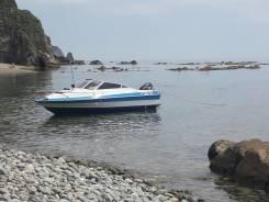 Yamaha. длина 5,00м., двигатель подвесной, 65,00л.с., бензин