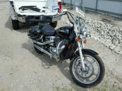 Honda Shadow 1100. 1 100 куб. см., исправен, птс, без пробега