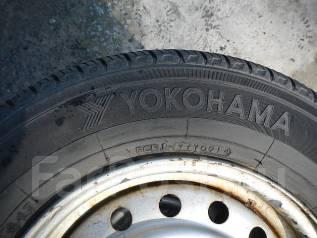 Yokohama Job RY52. Летние, 2014 год, износ: 20%, 3 шт