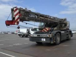 Kato. Като 50 тонн SS-500SP во Владивостоке, 50 000 кг., 40 м.
