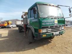 Mitsubishi Fuso. Продам грузовик с краном (эвакуатор), 17 000 куб. см., 10 000 кг.