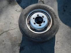Bridgestone Duravis R250. Летние, 2009 год, износ: 30%, 2 шт