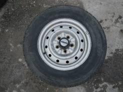 Dunlop Enasave VAN01. Летние, 2013 год, износ: 20%, 2 шт