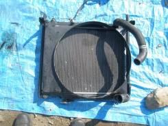 Радиатор охлаждения двигателя. Suzuki Escudo, TL52W Двигатель J20A