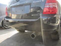 Глушитель. Toyota Kluger V, MCU20, MCU25 Toyota Kluger Двигатель 1MZFE