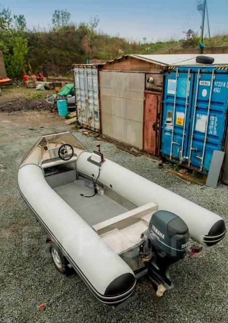"""Алюминиевый РИБ """"Сима 470"""". Год: 2016 год, длина 4,70м., двигатель подвесной, 60,00л.с., бензин. Под заказ"""