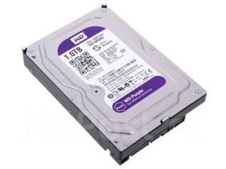Жесткие диски. 1 000 Гб, интерфейс SATA. Под заказ
