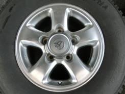 Toyota Land Cruiser. 8.0x16, 5x150.00, ET60