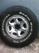 Продам колесо. 6.0x15 6x139.70 ET25 ЦО 100,0мм.