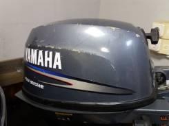 Yamaha. 15,00л.с., 4х тактный, бензин, нога S (381 мм), Год: 2002 год