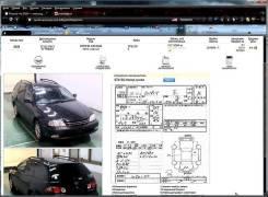 Toyota Caldina. ST215G, 3SFE