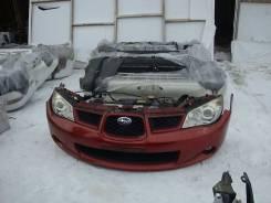 Решетка радиатора. Subaru Impreza, GG2