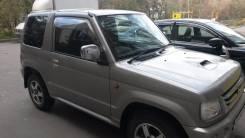 Mitsubishi Pajero Mini. автомат, 4wd, 0.7, бензин