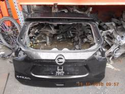 Крышка багажника. Nissan X-Trail, T32 Двигатели: MR20, MR20DD