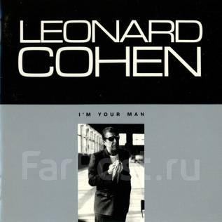 "CD Leonard Cohen ""I'm your man"" 1988 Austria"
