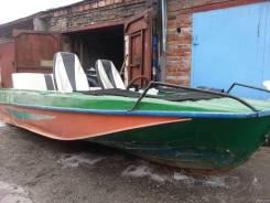 Казанка-5М2. Год: 1990 год, длина 4,50м., двигатель подвесной, 50,00л.с., бензин